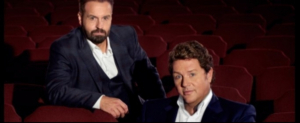 Michael Ball And Alfie Boe To Embark On UK Tour; New Album In The Works