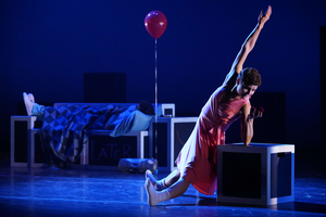 BWW Review: FREDDIE FALLS IN LOVE Doesn't Quite Take Off