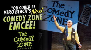 Riverside Theatre Seeks the next Comedy Zone Emcee