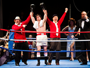 BWW REVIEW: Drayton Entertainment's ROCKY: THE MUSICAL Is the Heavyweight Champion of Grand Bend