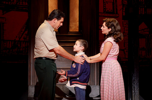 BWW Review: A BRONX TALE at Bass Performance Hall