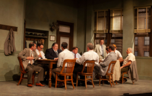 BWW Review: Drayton Entertainment's Captivating Production of 12 ANGRY MEN Touts a Stellar Company and a Frighteningly Relevant Story