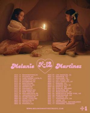 Melanie Martinez Announces 'The K-12 Tour'