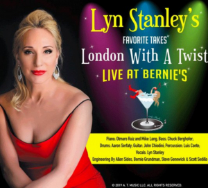 Lyn Stanley Releases 'London With A Twist – Live At Bernie's'