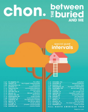 CHON Announces North American Tour