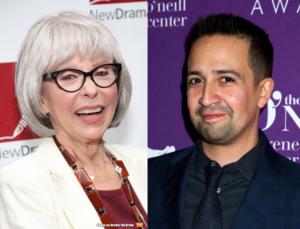 Lin-Manuel Miranda, Norman Lear Partner on New Documentary About Rita Moreno