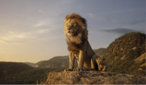 THE LION KING is Fourth Disney Film to Cross $1 Billion This Year