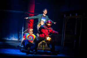 Breaking: THE LIGHTNING THIEF Will Play Limited Engagement on Broadway This Fall