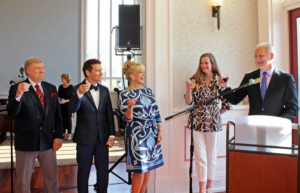 Michael Feinstein Pledges $1 Million to the Great American Songbook Foundation