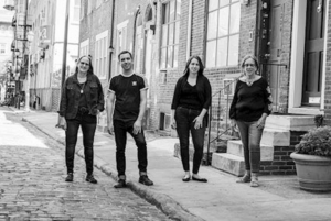 Philadelphia's Intense Celtic Folk Outfit River Drivers To Release Double A-Side Single