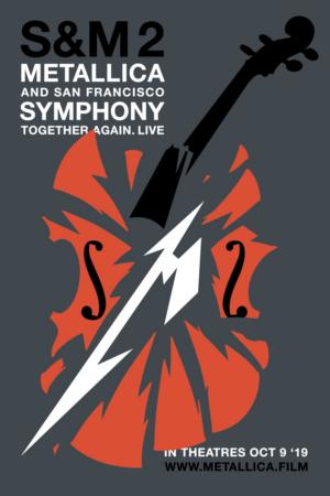 Metallica and San Francisco Symphony: S&M² Coming To Cinemas Worldwide