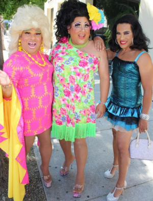 The Colony Theater Presents Chico's Angels and Julie Brown in FLY CHICA! FLY! Tonight