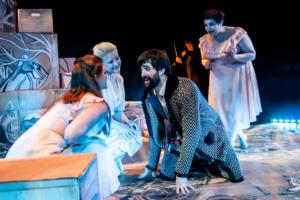 BWW Review: DAS RHEINGOLD, Grimeborn Festival, Arcola Theatre