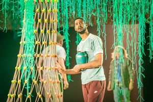 BWW Review: TREE, Young Vic