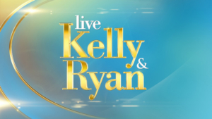 Scoop: Upcoming Guests on LIVE WITH KELLY AND RYAN, 8/5-8/9