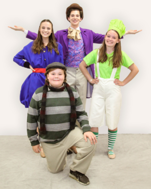 WILLY WONKA, JR. Adds Performance at Upper Darby Summer Stage
