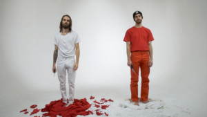 Alternative Duo Shakeout Release New EP 'Balance The Imbalance'