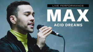 Vevo and MAX Release Live Performance of ACID DREAMS