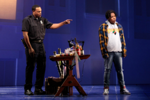 BWW Review: Am I BLUE at Glimmerglass? You Bet. But There Are Also Some Guilty GHOSTS, and, Oh that Notorious RBG!