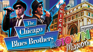 BWW Review: THE CHICAGO BLUES BROTHERS, Savoy Theatre
