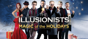 THE ILLUSIONISTS - MAGIC OF THE HOLIDAYS Returns To Broadway This Winter For Fifth Year