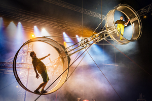 EDINBURGH 2019: BWW Review: SUPER SUNDAY, Underbelly's Circus Hub On The Meadows, Lafayette