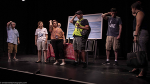 BWW Review: Florida gets squishy in SEA LEVEL RISE: A DYSTOPIAN COMEDY at Broadway Bound Theatre Festival