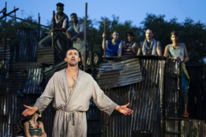 Review Roundup: What Do the Critics Think of Shakespeare in the Park's CORIOLANUS?
