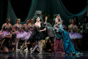 Texas Ballet Theater Presents THE SLEEPING BEAUTY Choreographed By Ben Stevenson, O.B.E.