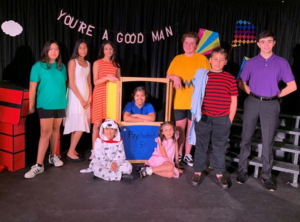 Kids From Theater Project Jr Presents YOU'RE A GOOD MAN, CHARLIE BROWN