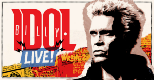 Billy Idol Announces Brisbane & Sydney Headline Shows