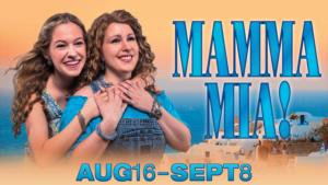 Theatre Memphis Presents MAMMA MIA!