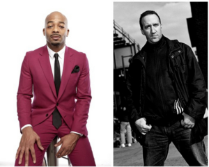 Brandon Victor Dixon and Danny Hoch Join REBEL VERSES