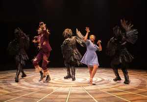BWW Review:  Ease On Down the Road to See THE WIZ at Broadway at Music Circus!
