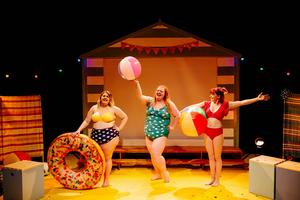 EDINBURGH 2019: BWW Review: BEACH BODY READY, THE ROARING GIRLS, Pleasance Courtyard
