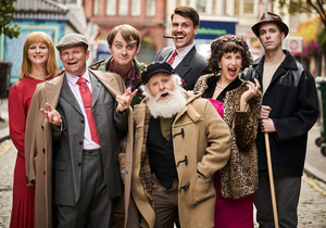 BWW Review: ONLY FOOLS! THE CUSHTY DINING EXPERIENCE, Imagination Workshop