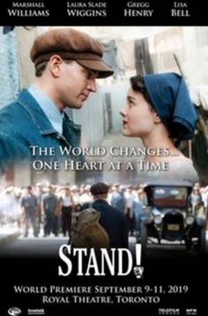 Movie Musical STAND! to Screen in Toronto