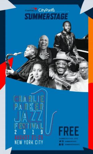 City Parks Foundation Presents: 27th Annual Charlie Parker Jazz Festival
