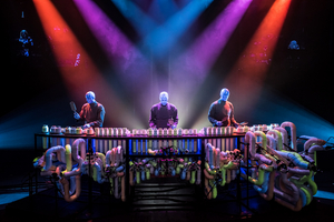 BWW Review: BLUE MAN GROUP Shows NYC What Connection Is All About