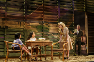 BWW Review: SOUTH PACIFIC is a Visually Stunning Production Presented by The Finger Lakes Musical Theatre Festival