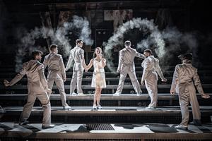 BWW Review: EVITA, Regent's Park Open Air Theatre