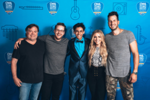 Country Music Association Visits Charlotte with Russell Dickerson, Lindsay Ell, Jordan Reynolds and Frank Rogers