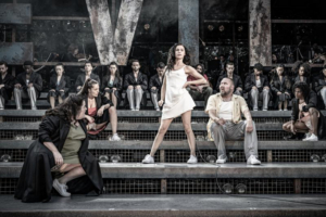 Review Roundup: Was Regent's Park's EVITA High Flying Adored By Critics?