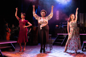 BWW Interview: Gemma Sutton Talks BLUES IN THE NIGHT at the Kiln Theatre