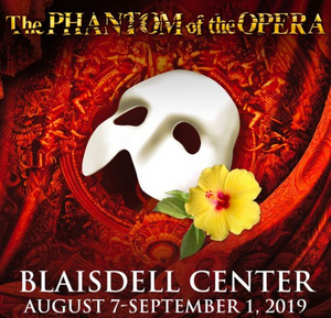BWW Review: THE PHANTOM OF THE OPERA at Neal S. Blaisdell Concert Hall