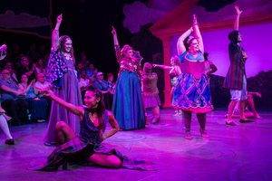 Review Roundup: HEAD OVER HEELS at Actor's Express; What Do The Critics Have To Say?