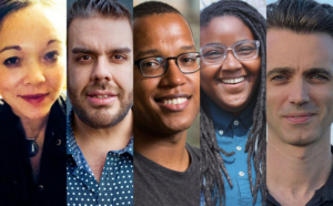 The Lark Announces 2019-20 Rita Goldberg Playwrights' Workshop Fellows