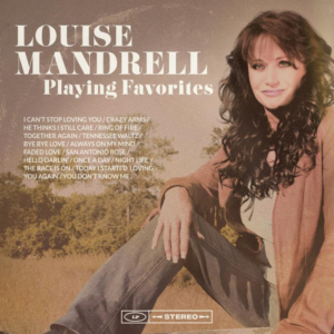 Louise Mandrell to Release New Album PLAYING FAVORITES in October