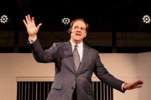 BWW Review: 4615 Theatre Company's ENRON at Dance Loft on 14