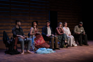 BWW Review: Stray Cat Theatre Presents SMALL MOUTH SOUNDS